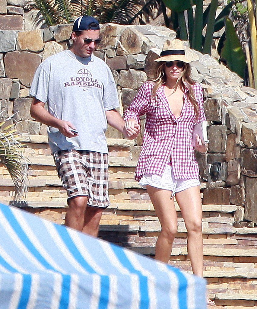 Molly Sims Enjoys Her Cabo Vacation Full of Bikinis and Kisses