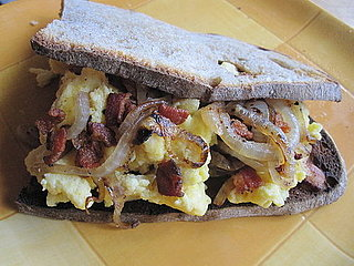 Bacon and Egg Sandwich Recipe 2010-12-30 14:19:09
