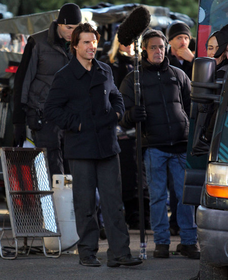 Tom Cruise Goes North Again to Continue His Mission