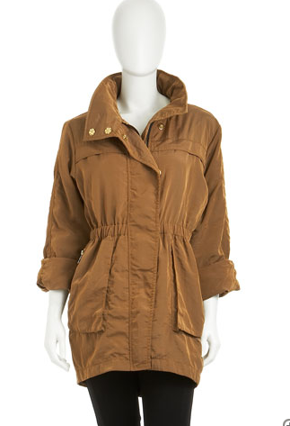 G.E.T. Cinch-Waist Anorak ($95, originally $144)