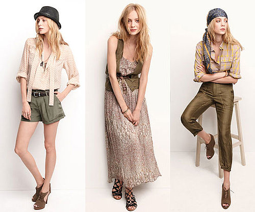 Look Book Love From Madewell's 2011 Spring Lookbook