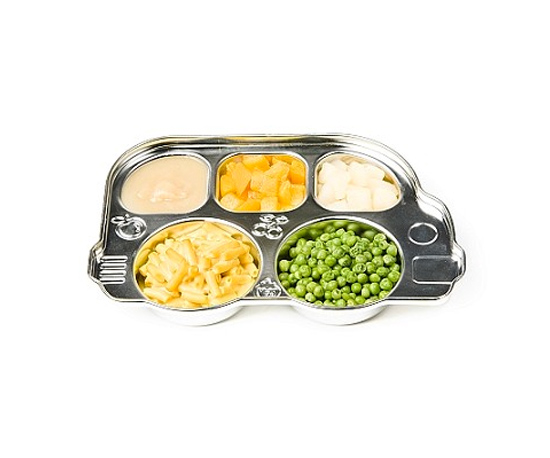 Din Din Smart Stainless Bus Platter