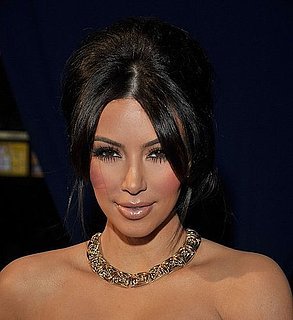 Kim Kardashian at 2011 People's Choice Awards 2011-01-05 18:14:14