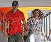 Slide Picture of Fergie and Josh Duhamel Together in St. Barts