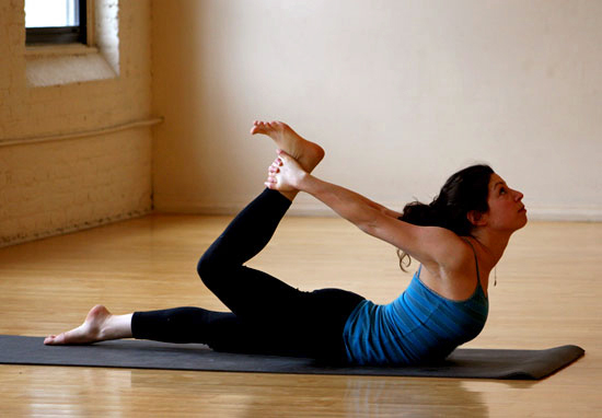 One-Legged Bow Pose