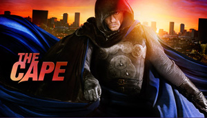 NBC's The Cape Premieres on DC Comics iPad App