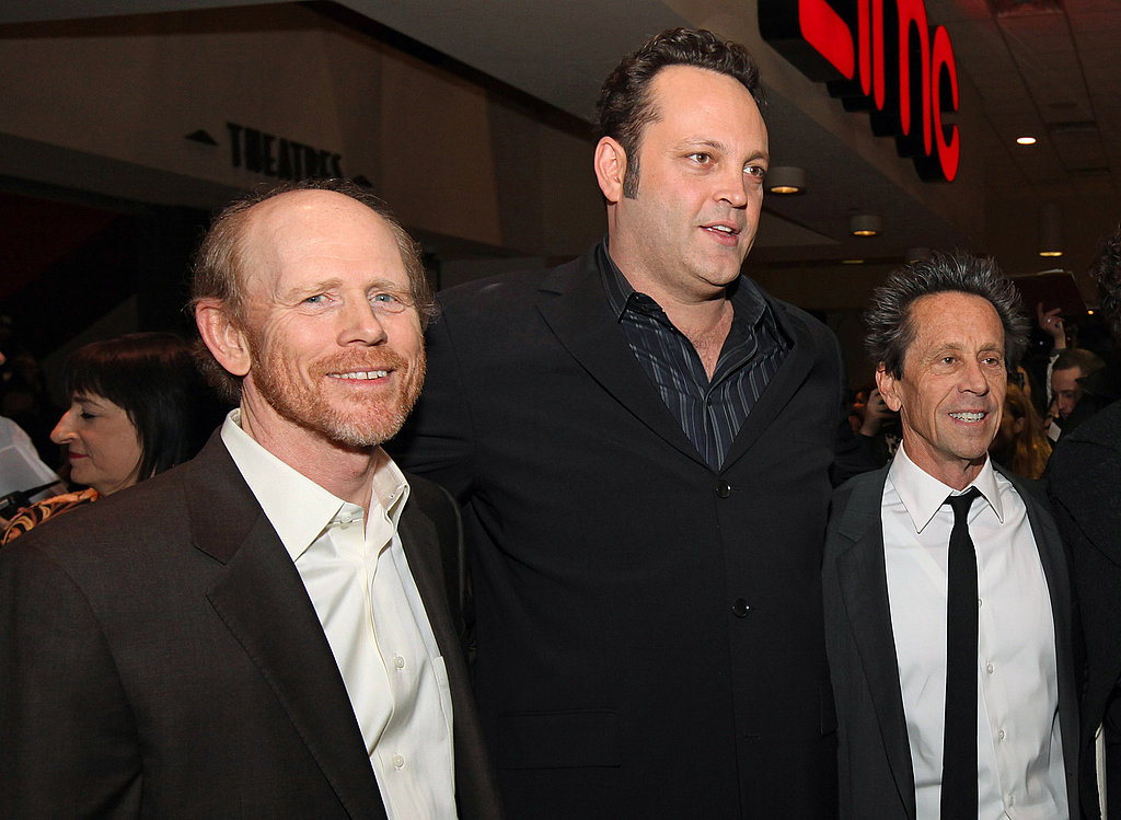 New Dad Vince Vaughn Shares His Dilemma With Pregnant Jennifer and Father-to-Be Kevin James