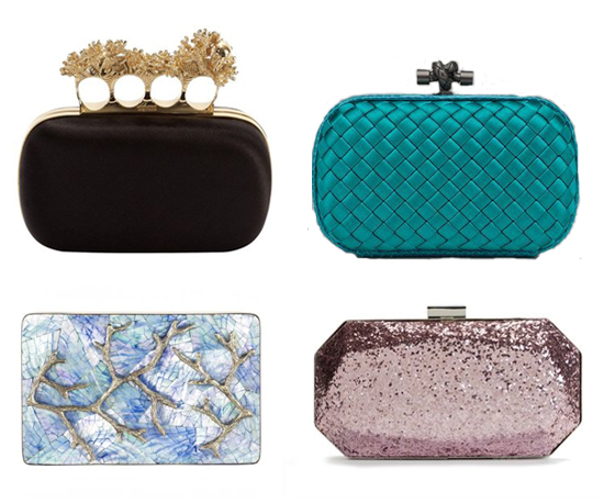 Box Clutches Are Chic and Tough