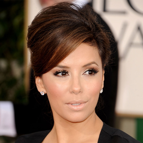 Eva Longoria at 2011 Golden Globes