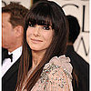 How to Get Sandra Bullock's Golden Globes Makeup