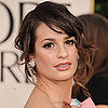 How to Get Lea Michele's Golden Globes Makeup