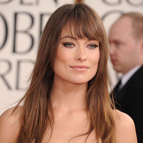 Olivia Wilde at 2011 Golden Globes
