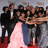 Glee is the Golden Globe Winner For Best TV Series, Musical or Comedy 2011-01-16 19:22:03