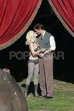 Robert Pattinson and Reese Witherspoon Make Out in Steamy Water For Elephants Scene!