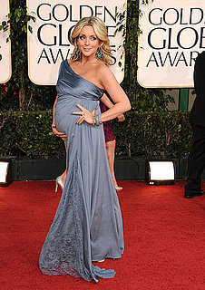Pictures of Jane Krakowski Wearing Badgley Mischka at the 2011 Golden Globe Awards 2011-01-16 16:58:28