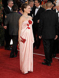 Black Swan's Natalie Portman Blossoms in Viktor and Rolf!