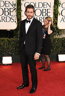 Pictures of Jake Gyllenhaal  at 2011 Golden Globe Awards 2011-01-16 17:36:10