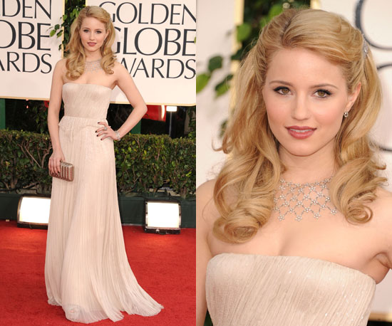 Dianna Agron at 2011 Golden Globe Awards 2011-01-16 15:53:19