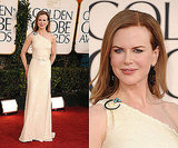 Nicole Kidman at 2011 Golden Globe Awards