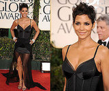 Halle Berry at 2011 Golden Globe Awards