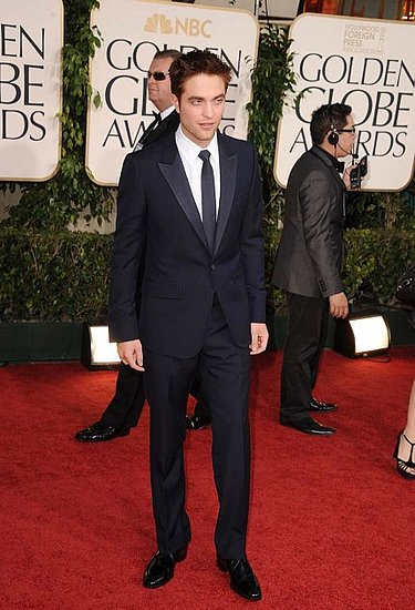 Robert Pattinson(2011 Golden Globes)