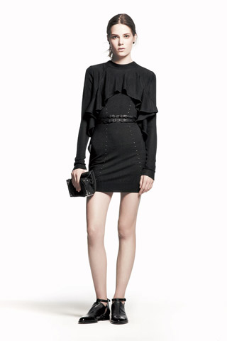 "Alexander Wang Provides the ""Bread and Butter"" Now, ""Dessert Later"" For  Pre-Fall 2011"