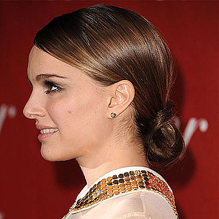 How to Get Natalie Portman's Looped Palm Springs International Film Festival Ponytail