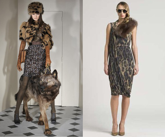 Pre-Fall Trend: Wild Things
