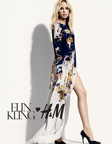 Not Tom Ford, But Swedish Blogger Elin Kling Designs Collection For H&M
