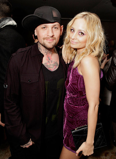 Nicole Richie Is a Lucky Girl at Her Cover Party
