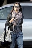 Jessica Biel Steps Out to Shop in Eco-Friendly Style
