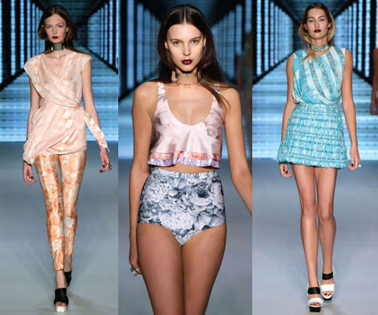 Zimmermann Gives Us Fresh Cuts and Moody-Cool Florals For Spring '11