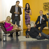 Cougar Town Set Visit 2011 Winter TCA Quotes From Courteney Cox, Bill Lawrence, and More