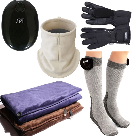 Cold Weather Gadgets to Keep You Warm