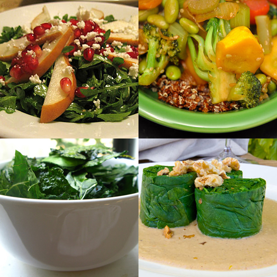 'Tis the Season: 10 Winter Greens Recipes