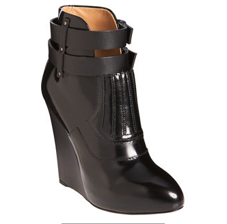 Proenza Schouler Belted Ankle Boot ($400, originally $995)