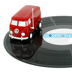 Soundwagon Record Player