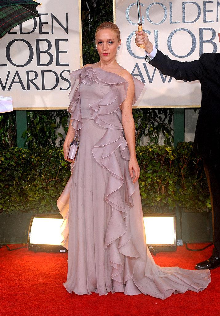 Chloë Sevigny in 2010.