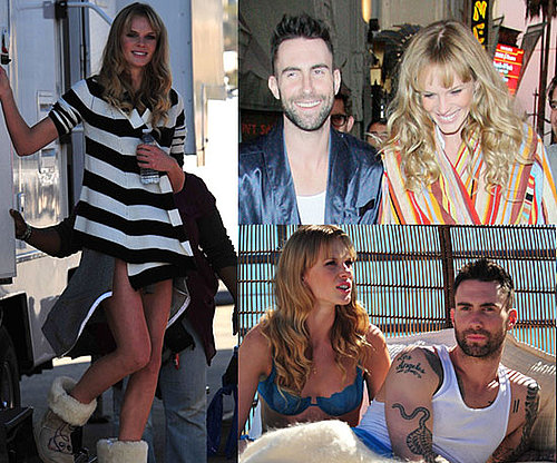 Anne V Stars in Maroon 5 Music Video
