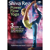 Review of Shiva Rea Power Flow Yoga DVD