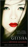 Reading: Memoirs of a Geisha...