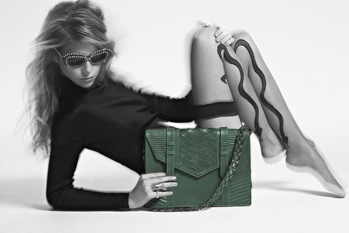 Photos of Reece Hudson Spring 2011 Handbag Collection Lookbook