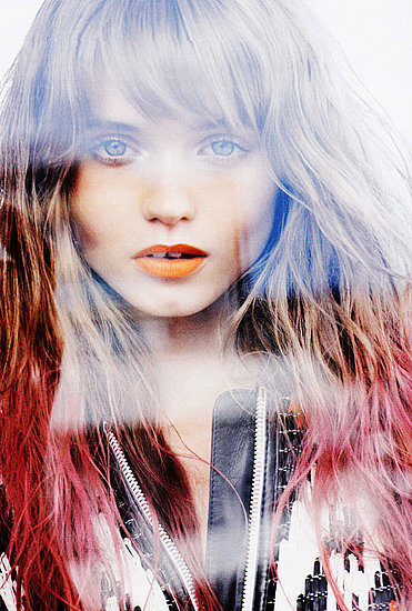 Abbey Lee looks dreamy for Vogue Australia.