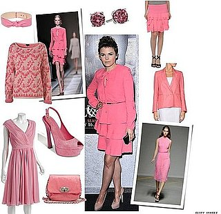Ginnifer Goodwin's Pink Valentino Dress Signals the Return of Pink