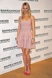 Gwyneth Paltrow Gets Pretty in Pink For a Swiss Gala