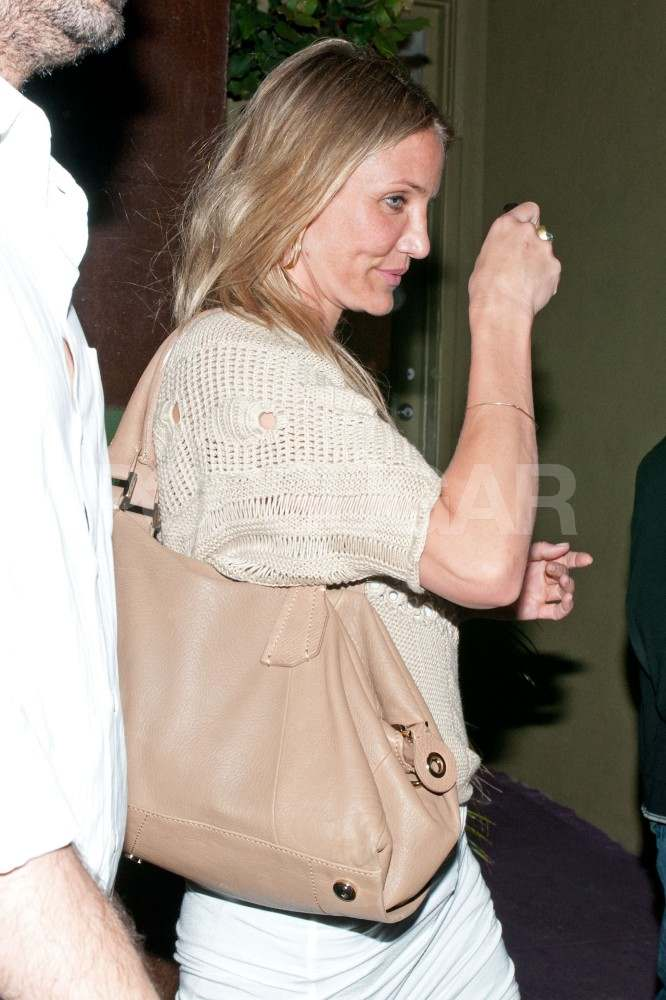 Cameron Diaz Celebrates Her Box Office Success With ARod