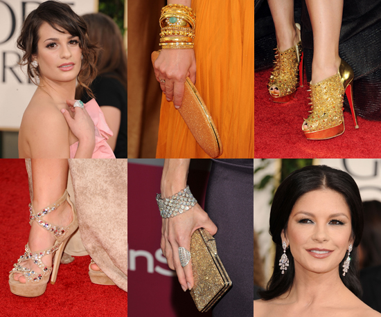 2011 Golden Globes: The Accessory Report
