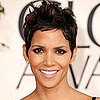 Halle Berry Golden Globes Makeup