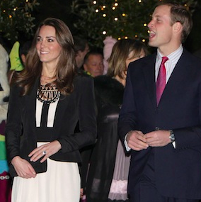 Prince William and Kate Want Donations to Charity, No Presents 2011-01-17 03:30:16