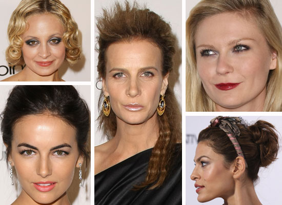 "Round-Up of Celebrity Beauty Looks at the Art of Elysium ""Heaven"" Gala"
